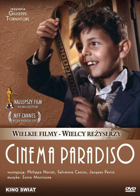 Instante cinematográfico del día: Cinema Paradiso
