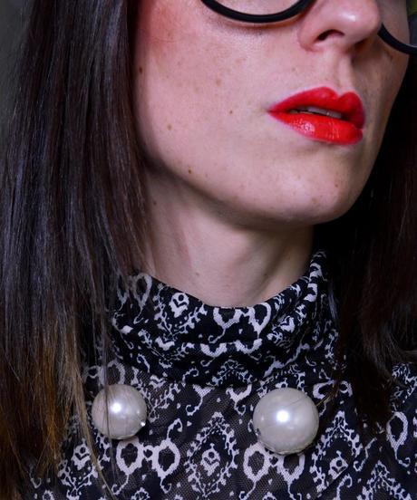 Collar de Maxi Perlas Clon de Chanel - Maxi Pearls Necklace Chanel Clone