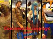 Concurso Cosplays Madrid Games Week 2014 vídeo