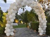 Adornos globos para boda.¡Originales diseños!