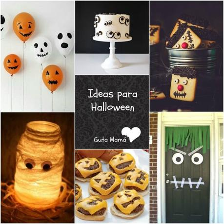 Inspiraci n guta mam ideas para tu fiesta de halloween for Ideas para mama