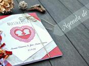 DIY: Agenda para planificar boda