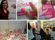 Birchbox Pink Peony unidos contra cancer mama. ¡¡Juntos podemos!!