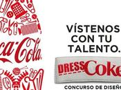 Dress Coke: concurso Coca Cola
