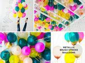 Globos pintados para fiestas infantiles painted balloons children's parties