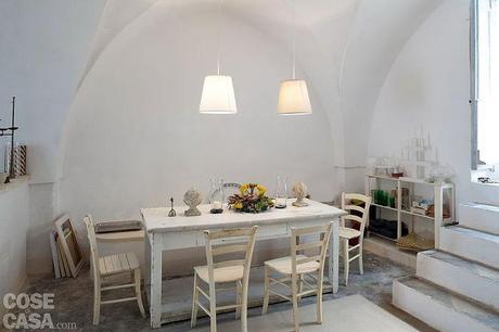 CASA DE ESTILO ETNICO AL SUR DE ITALIA -ETHNIC STYLE HOME IN SOUTH OF ITALY
