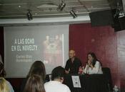 """ocho Novelty"""": Salamanca cosmopolita novela Carlos Díaz Domínguez"""