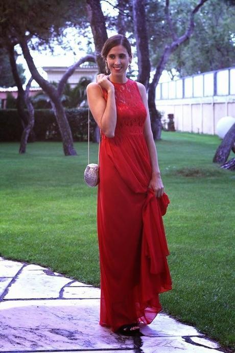 Vestido Rojo: Invitada de boda