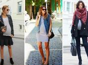 Street style :estilo embarazada