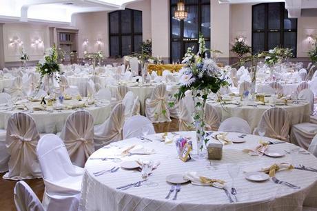 Como decorar un salon para boda fotos deslumbrantes for Como organizar una boda civil sencilla y economica