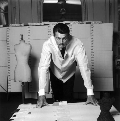 Hubert de Givenchy, 1969 © Robert Doisneau.
