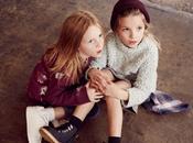 Moda otoño para niña, Zara