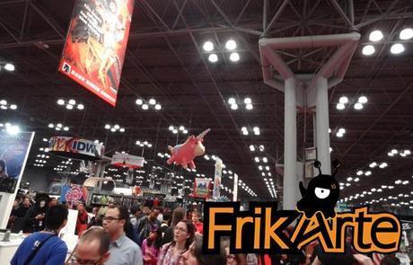 Una Frikartista en Nueva York: NYCC Día 2