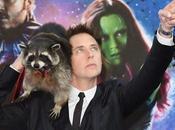 James Gunn habla sobre nuevas incorporaciones 'Guardianes galaxia