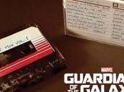 Habrá banda sonora Guardianes Galaxia casete