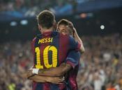 Messi Neymar resuelven ante Ajax