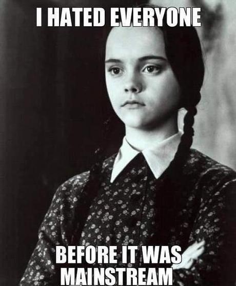 Inspiración Halloween: Miércoles Addams