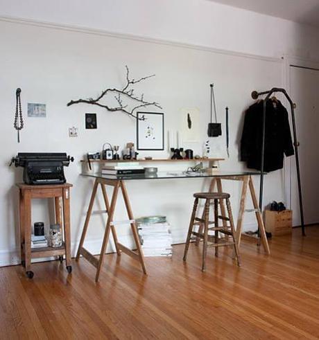 3 ideas de escritorios low cost 3 low cost ideas for desk for Escritorio low cost