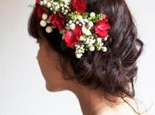 Coronas flores DIY/ flower crowns