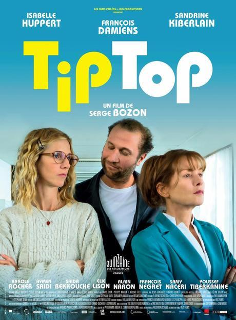 Tu cita con el cine francés. Tip Top