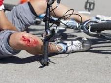 Pautas para accidentes cicloturistas vehículos
