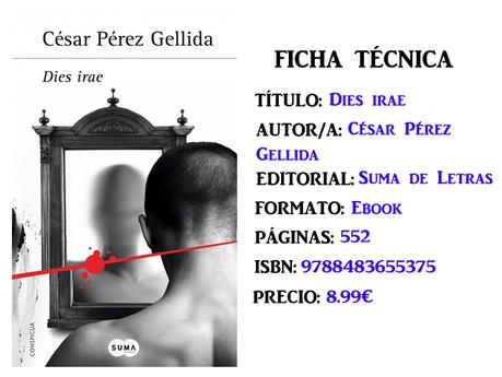 Reseña: Dies irae, de César Pérez Gellida