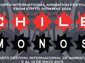 Industria animación brasileña será foco versión Festival Chilemonos 2015