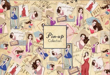 Pin-Up and Glamour Girls: La colección más sexy de FLORMAR...