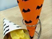 Conos para halloween imprimibles