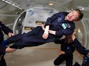 turismo espacial gravedad cero
