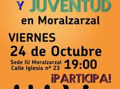 Encuentro vecinal sobre empleo juventud Moralzarzal