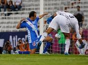 Semifinales Copa Apertura 2014, Tigres, Puebla, Santos Lobos BUAP