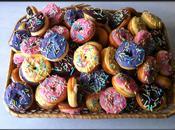 Mini donuts colores