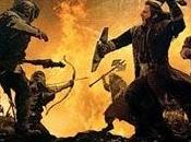 Cartel final Hobbit: batalla cinco ejércitos