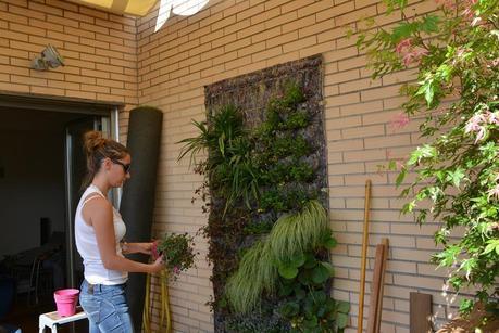 Peque ita pero el paisajismo es la clave paperblog for Celosia madera jardin