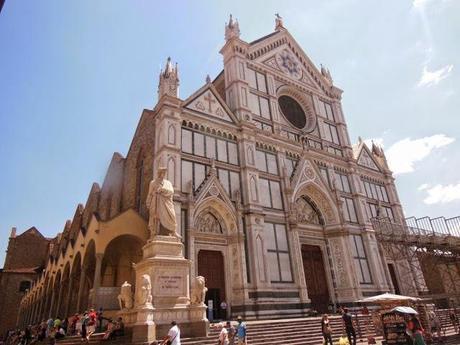 Exterior Iglesia Santa Croce