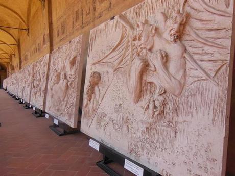 Exposición Demonios Dante