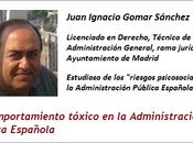 comportamiento tóxico Administración Pública Española