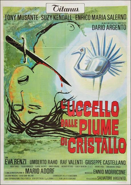 El pájaro de las plumas de cristal (1969)
