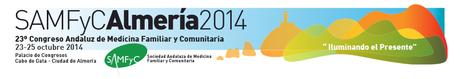 Congreso SAMFyC Almería 2014 @ALsamfyc