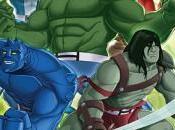 Adelanto Hulk Agents S.M.A.S.H. para octubre