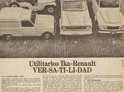 utilitarios IKA-Renault