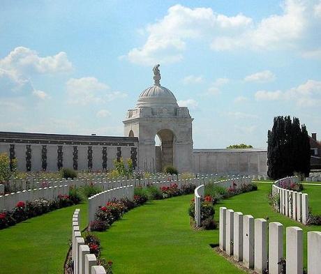 Cementerio de Tyne Cot