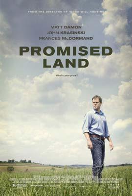 El fracking es el protagonista de Tierra Prometida