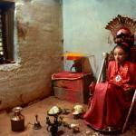 Nepal: El día en que Entrevisté a una Diosa