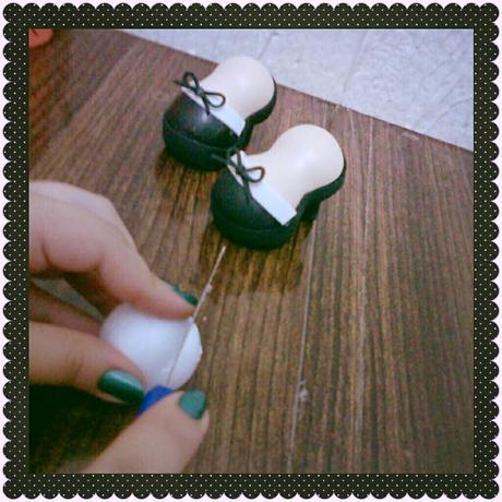 Zapatos de tacon para fofuchas!