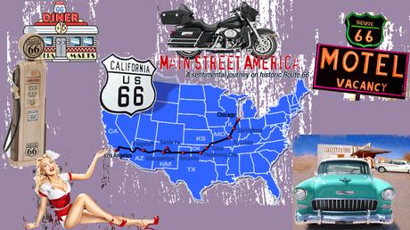 Agarra las Maletas: La Ruta 66