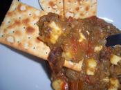 Berengenas rellenas tomate queso feta (receta light)