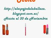 ¡Sorteo Otoño!.Benefit, Nars, Sleek, Catrice, Essence, Maybeline, Yves Saint Laurent...