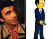 Actor Frank Siverio demanda usar imagen personaje Simpson